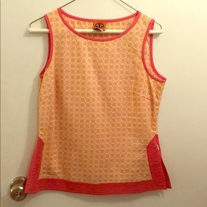 Tory Burch Top Size 6